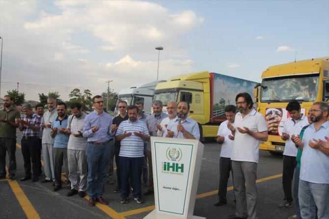 Konya'dan İnsani Yardım