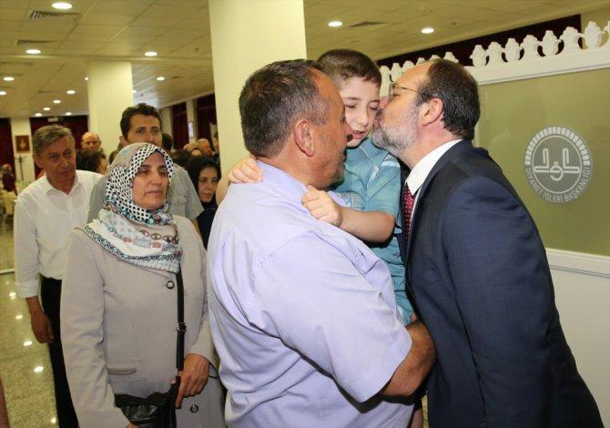 Diyanet İşleri Başkanlığı şehit ailelerini umreye götürecek