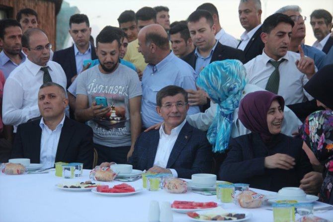 Davutoğlu Konya'da