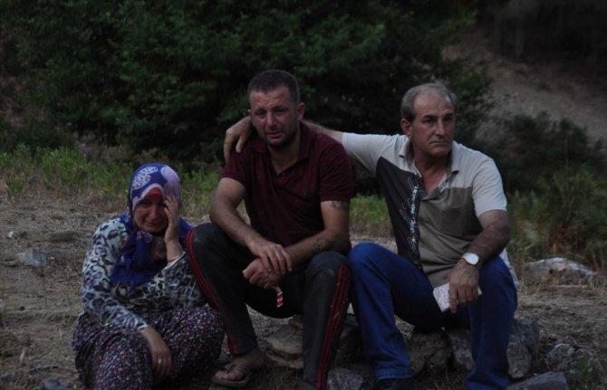 Antalya'da Cinayet