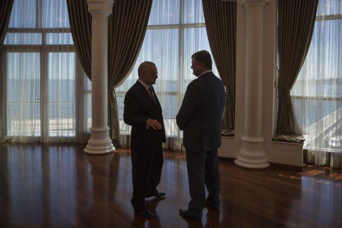 Azerbaycan-Ukrayna Konsey Toplantısı