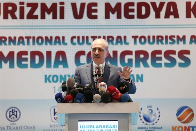 Numan Kurtulmuş, Konya'da