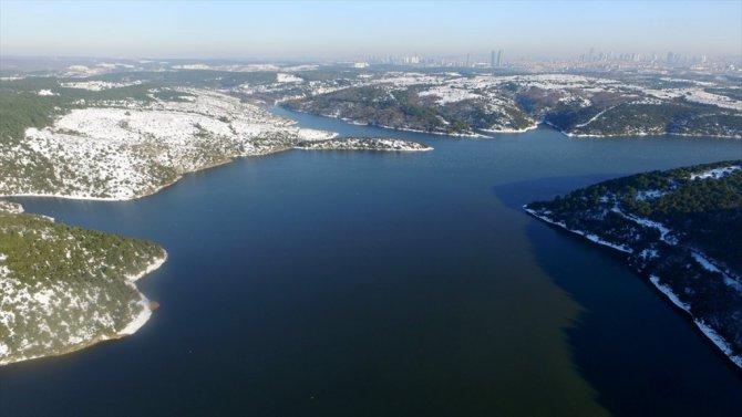 İstanbul'da barajlar doluyor