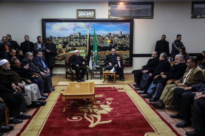 Heniyye, Gazze'ye döndü