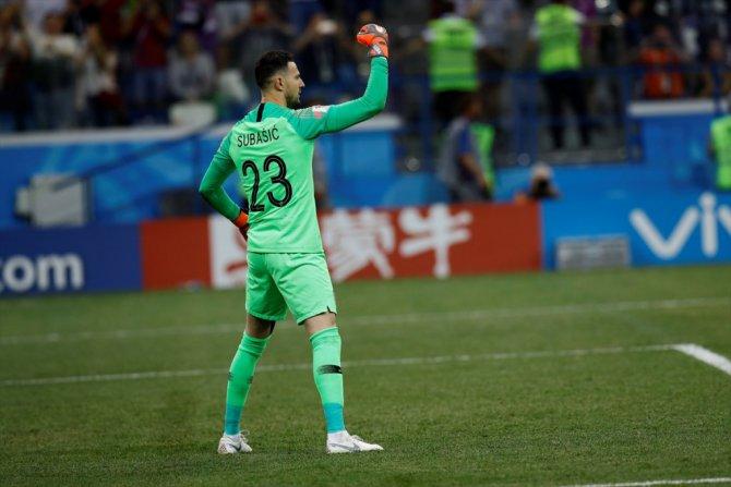 2018 FIFA Dünya Kupasında Hırvatistan çeyrek finalde