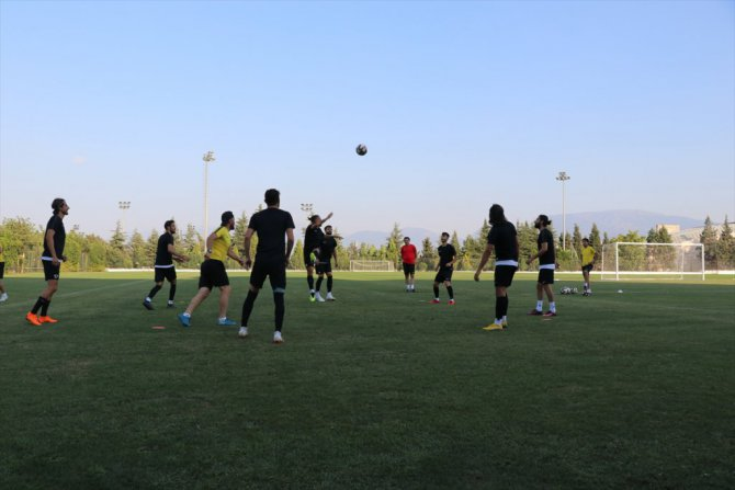 Denizlispor'da hedef play-off
