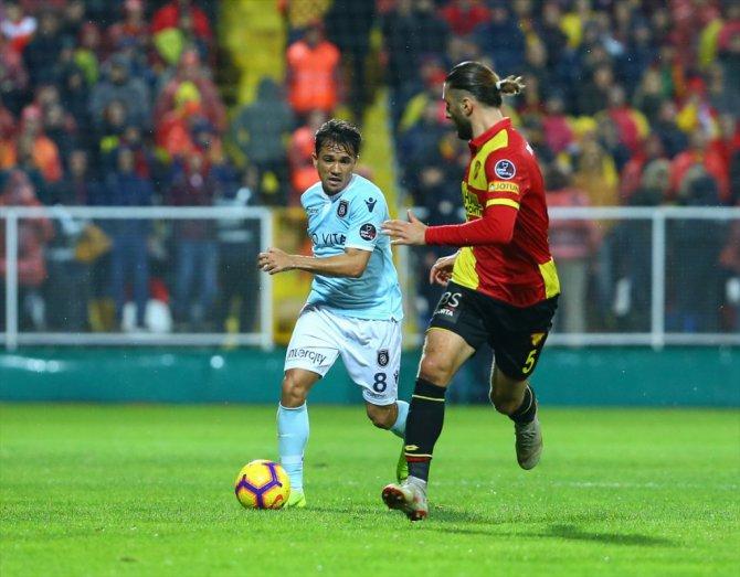 Süper Lig'de Göztepe: 0 - Medipol Başakşehir: 2
