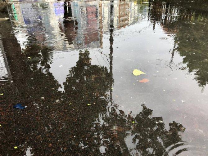 İstanbul'da arife gününde olumsuz hava şartları etkili oluyor